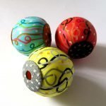 Sample of what you can create in Pavla's Polymer Clay class