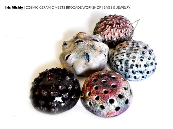 Cosmic Ceramic Meets Brocade - Iris Mishly_1