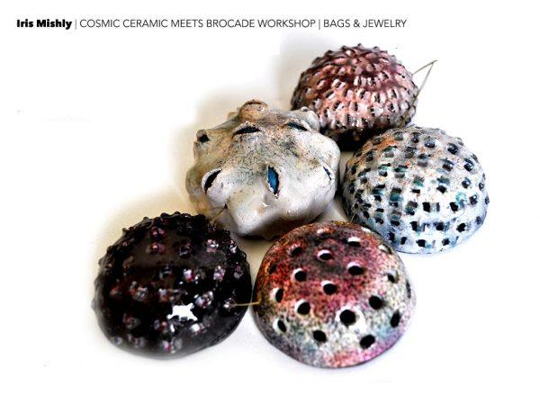 Cosmic Ceramic Meets Brocade - Iris Mishly_1