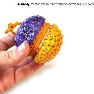 Cosmic Ceramic Meets Brocade - Iris Mishly_2