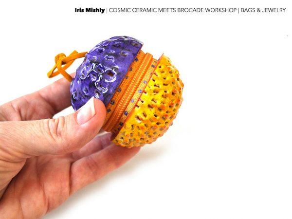 Cosmic Ceramic Meets Brocade - Iris Mishly_2