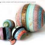 Cosmic Ceramic Meets Brocade - Iris Mishly_3