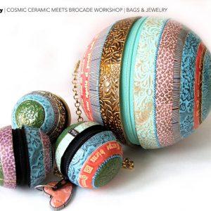 Cosmic Ceramic Meets Brocade - Iris Mishly_3