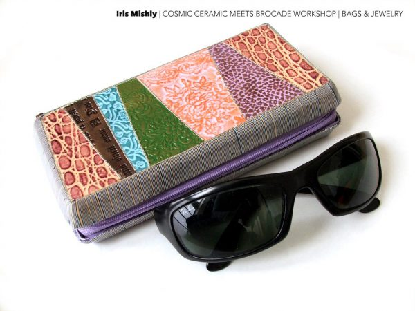 Cosmic Ceramic Meets Brocade - Iris Mishly_5