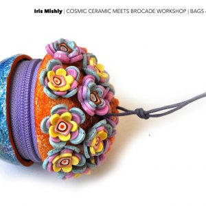 Cosmic Ceramic Meets Brocade - Iris Mishly_6