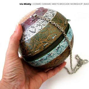 Cosmic Ceramic Meets Brocade - Iris Mishly_7