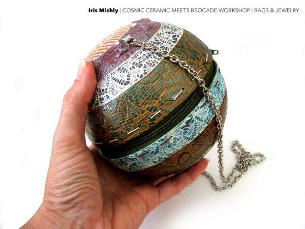 Cosmic Ceramic Meets Brocade - Iris Mishly_7