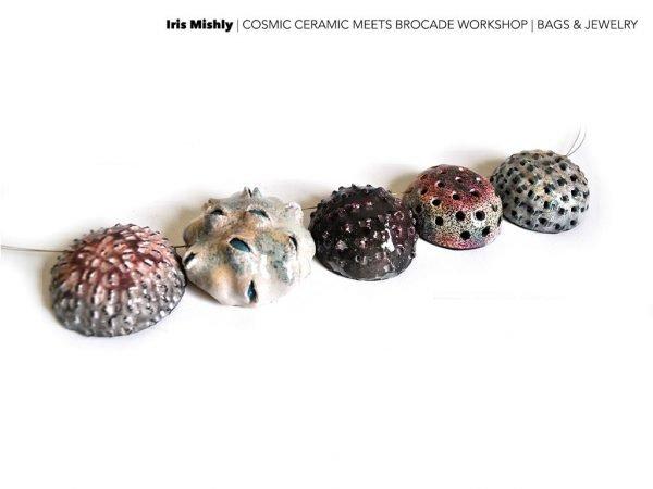 Cosmic Ceramic Meets Brocade - Iris Mishly_8