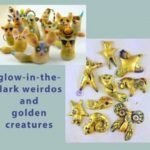 Glow-in-the-dark Weirdos and Golden Creatures - Christi Friesen_1
