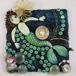 Polymer & Mixed Media Mosaic Assemblages - Christi Friesen_2