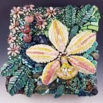 Polymer & Mixed Media Mosaic Assemblages - Christi Friesen_3