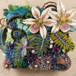 Polymer & Mixed Media Mosaic Assemblages - Christi Friesen_4