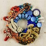 Polymer & Mixed Media Mosaic Assemblages - Christi Friesen_5