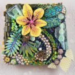 Polymer & Mixed Media Mosaic Assemblages - Christi Friesen_7